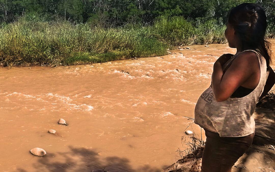 Sin acceso al agua potable: el riesgo mortal de los yukpas venezolanos en Colombia